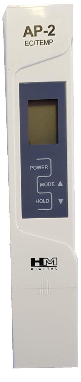 Hm Digital Ap2 Aquapro Ec Temp Meter Alle Produkte