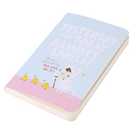 Amazon.com : Weekly Plan Notebook, Cute Note Book Red Hat ...