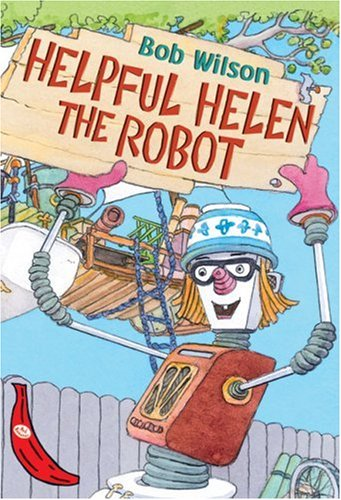 Download Helpful Helen the Robot (Red Bananas) pdf