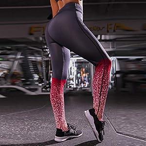 Goosuny Women's Printed Leggings Full-Length Yoga Pants Leggings Training Sport Workouts Fitness Pants Capris Women's…