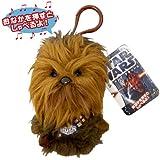 """Star Wars"" [Talking Plush Toy] S size (with key chain) / Chewbacca"