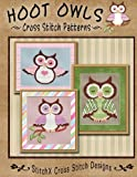 Hoot Owls Cross Stitch Patterns, Tracy Warrington, 1479252239