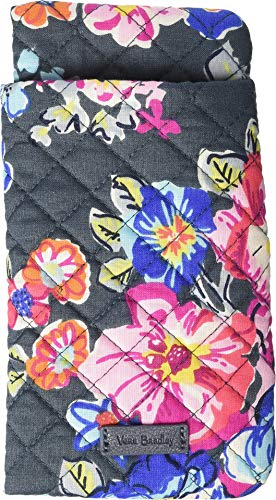 Vera Bradley Women's Iconic Double Eye Case Pretty Posies One Size