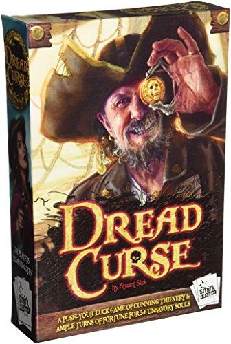 dread curse board game - 1