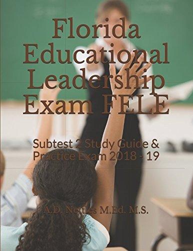 praxis ii educational leadership - 9