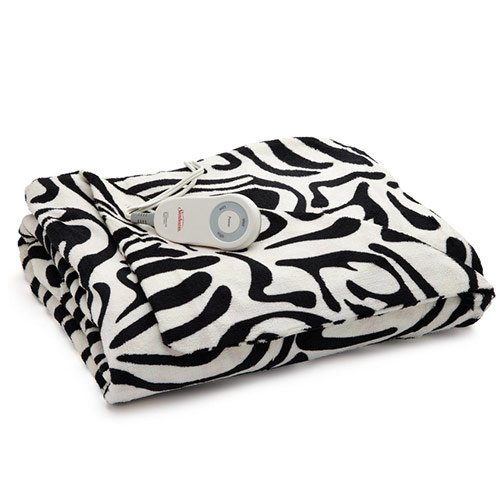 zebra heated blanket - 8