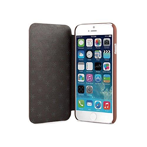 Ted Baker Étui de protection pour Apple iPhone 6–Brun