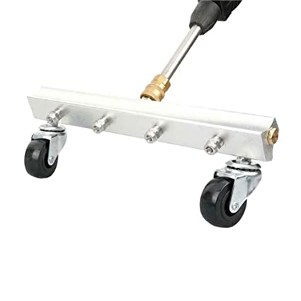 Pressure Washer Car Undercarriage Cleaner Under Body Chassis Water Broom