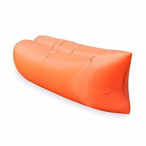 WRXXHZHR Cama Inflable al Aire Libre sofá Cama Colchón Inflable Perezoso Aire Cama Saco de Dormir