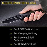 Pocket Knife - Tactical Folding Knife - Spring