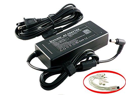 iTEKIRO 90W AC Adapter for Fujitsu Lifebook E544 E546 E547 E548 E554 E556 E557 E558 E733 E734 E736 E746 E756 P727 P728 T725 T726 T935 T936 T937 T938 U727 U728 U745 U747 U748 U757 U758 U937 U938 UH572