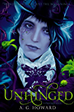 Unhinged (Splintered Book 2)