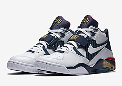 "precio derrochador voltaje  Amazon.com | Nike Charles Barkley's Air Force 180 ""Dream Team"" Size 6 