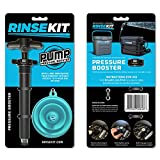 RinseKit Pressure Booster Hand Pump Accessory for Lux and Plus