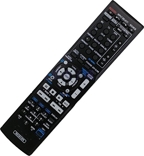 LR General Remote Control Fit For Pioneer AXD7534 VSX-515-S VSX-D409 VSX-AX3-K 7.1-Channel Home Theater AV A/V Receiver System by Longrun