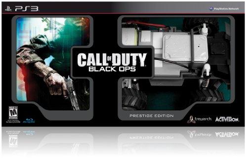 Call of Duty: Black Ops Prestige Edition – Playstation 3