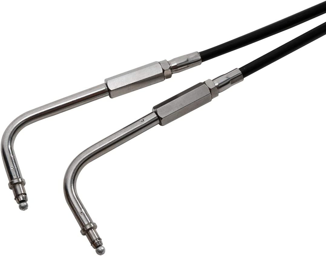 XMT-MOTO 170CM Throttle Cable fits for Harley Davidson Sportster XL883 XL1200