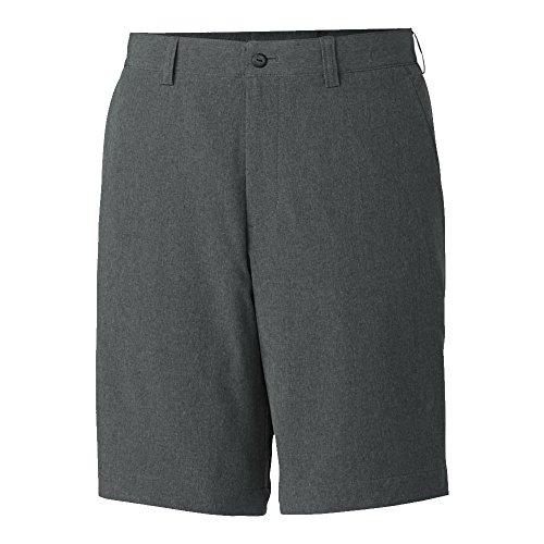 Cutter & Buck Golf Shorts - Cutter and Buck DryTec Bainbridge Flat Front Golf Shorts 2017 Iron 33