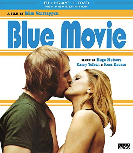 Blue Movie [Blu-ray+ DVD combo pack]
