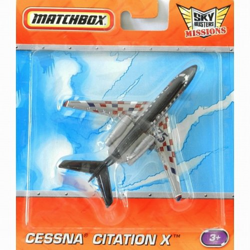 matchbox-sky-busters-missions-cessna-citation-x-checkered-wing
