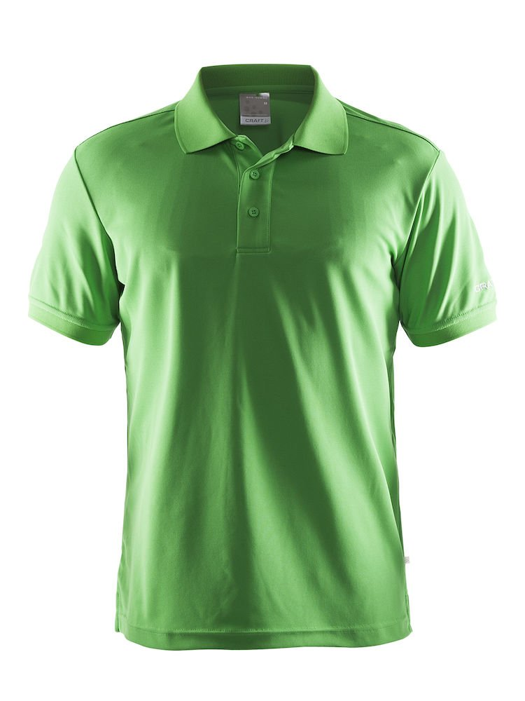 TailleL Craft Pique Classic Polo pour Homme