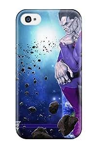 TbbJzaq15371xxbyB Case Cover Bizaro - Dc Universe Iphone 4/4s Protective Case