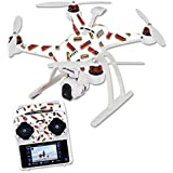 Skin For Blade Chroma Quadcopter – Shell Blanket | MightySkins Protective, Durable, and Unique Vinyl Decal wrap cover | Easy To Apply, Remove, and Change Styles | Made in the USA