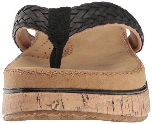 Black Wedge Gillian Women's Volatile Sandal PzWXIwP8