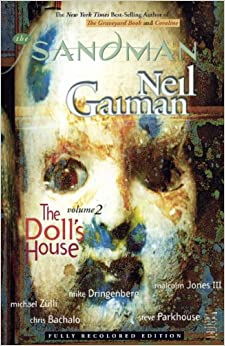 Book The Doll's House (Sandman Collected Library)