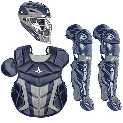 All Start System7 Axis Youth Pro Catcher's Kit (Catchers Series Kits Baseball)