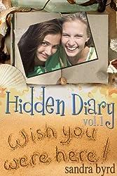 Hidden Diary #1: Cross My Heart (English Edition)