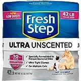 Fresh Step Cat Litter, Ultra Unscented (42 lbs.)