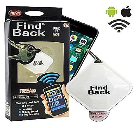 Find Back Wireless Anti Lost Gps Tracker Key Wallet Amazon In Electronics