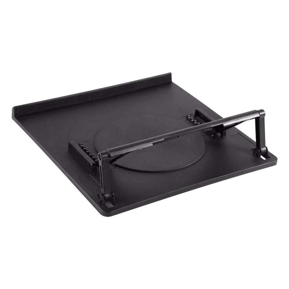 DHmart Adjustable Cooling Cooler Table Fan Stand Holder Notebook Laptop Universal Laptop Cooler Fan Holder Pad Notebook Stand by DHmart (Image #3)
