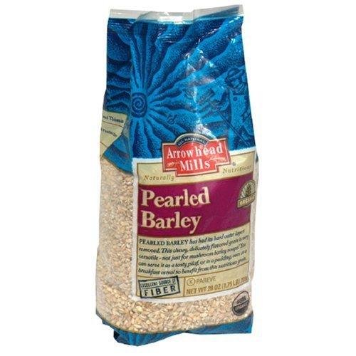 Arrowhead Mills Pearled Barley 28-Ounce (Pack of 72) by Arrowhead Mills (Image #1)
