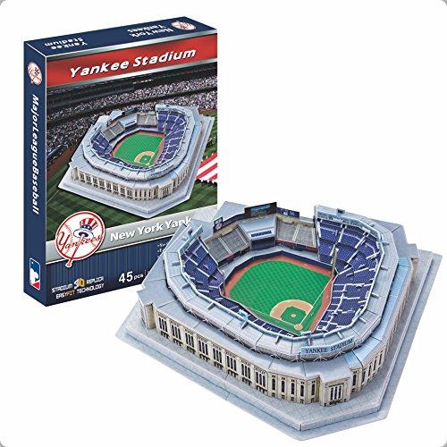 3D Puzzle Model Paper NewYork Yankee Stadium Model