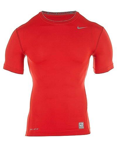fdd5e1c5b Nike Pro Combat Core Compression Short-Sleeve Shirt Style: 405809-657 Size: