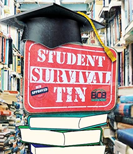 Bushcraft Kit de Supervivencia para el Estudiante, Unisex ...