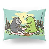Society6 Let's Have A Break Pillow Sham Standard (20'' x 26'') Set of 2