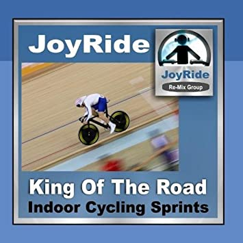 Spinning Music - King of the Mountain Sprints for Indoor Cycling ...