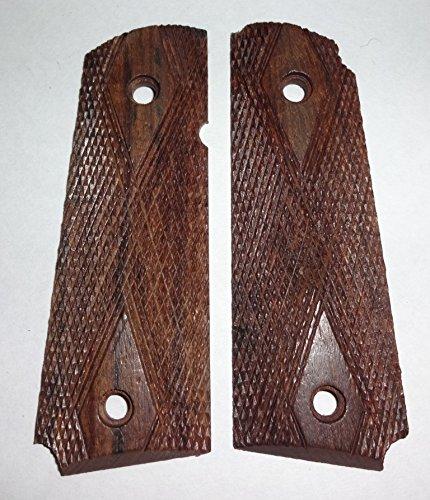 warreplica WWII US M1911 / 1911 .45 Wooden Pistol Grips - Reproduction