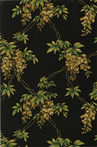 Floral Toile Wallpaper - 3