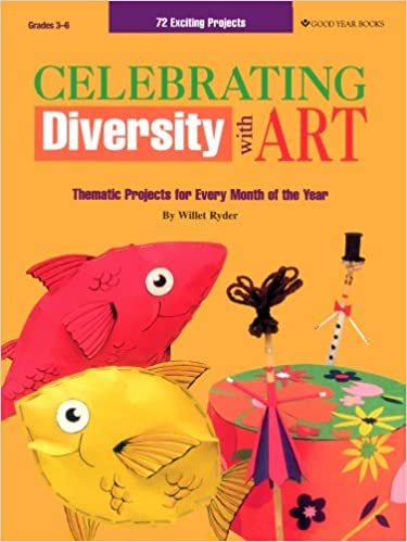 Celebrating Diversity with Art: Thematic Projects for Every