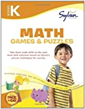 Kindergarten Math Games and Puzzles, Sylvan Learning Staff, 0375430334