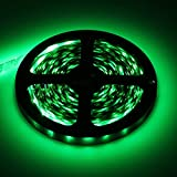 XT AUTO Green 12v 3528 SMD Neon 300 Led Car Flexible Waterproof Underbody Light Strip
