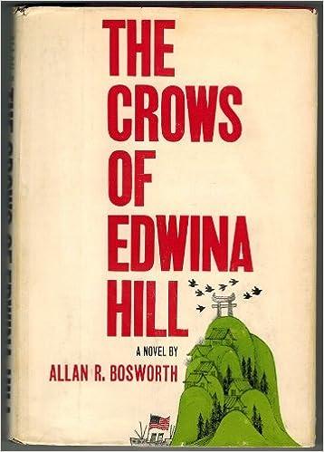 The crows of edwina hill a novel allan r bosworth amazon the crows of edwina hill a novel allan r bosworth amazon books fandeluxe Image collections