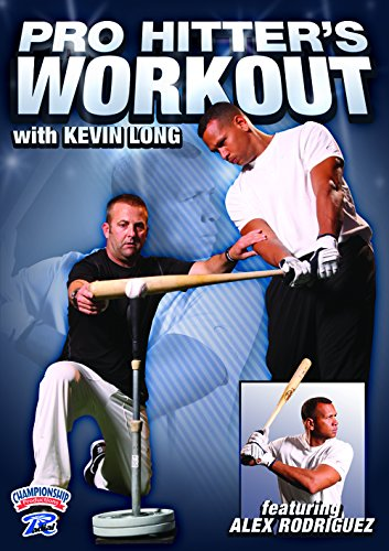 Championship Productions Pro Hitter's Workout DVD ()