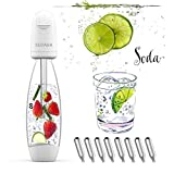 Portable Soda Water Maker Homeow Sparkling Water