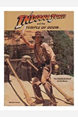 Indiana Jones and the Temple of Doom: The Storybook Based on the Movie Hardcover