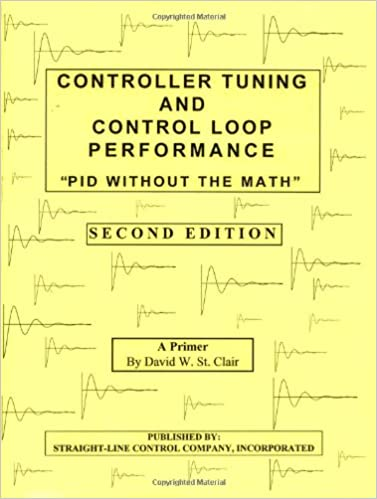 Controller Tuning and Control Loop Performance: David W  St  Clair